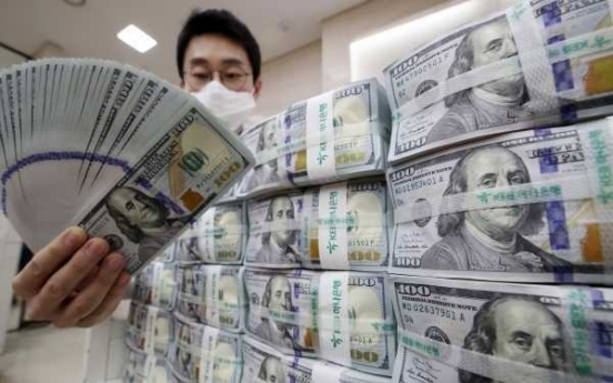 S. Korea's daily FX turnover dips 5% last year amid won's gain