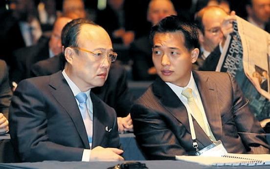 Will Hanwha chief return to boardroom?