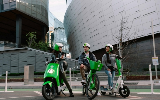 Lime to roll out e-mopeds in Seoul