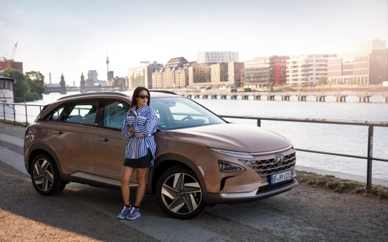 Hyundai Motor bets on fuel cell ecosystem