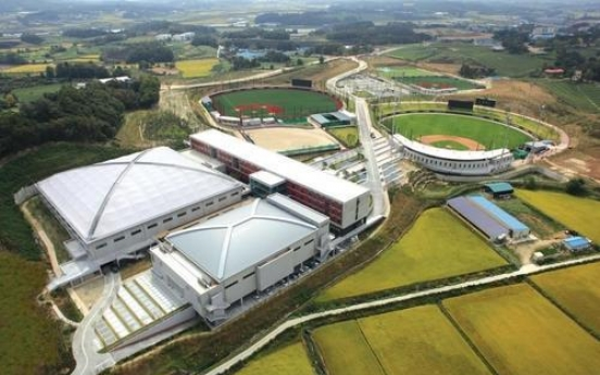 Snow or not, KBO clubs set to open spring training at home next week