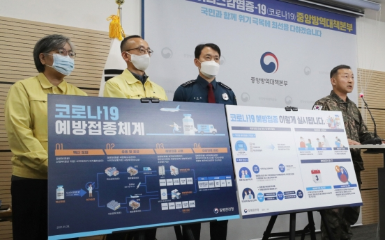 S. Korea's vaccination plan: Key questions answered