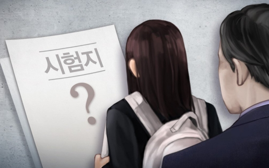 School official sentenced to 3 yrs in prison for leaking SAT papers