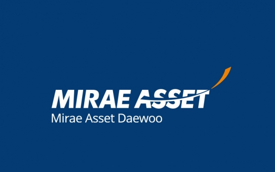 Mirae Asset Daewoo logs over W1tr in operating profit