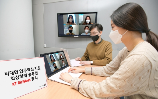 Telcos bolster teleconference services amid pandemic