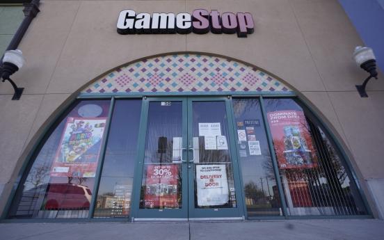 Korean investors turn net sellers of GameStop shares