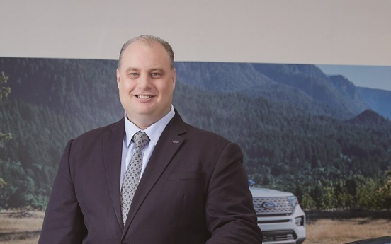 [Herald Interview] Ford's ambition to become 'American vehicle of choice'