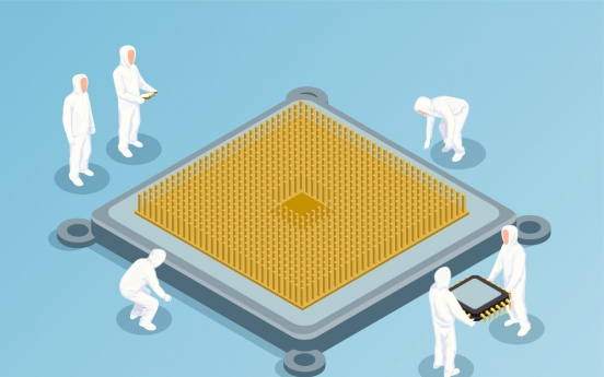 S. Korea to provide W240b in support for logic chip R&D this year