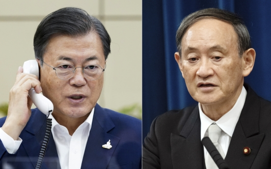 Rocky Seoul-Tokyo ties expected to continue in Biden era