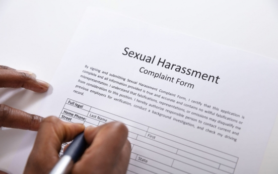 9 in 10 workplace sexual harassment victims experience retaliation: study