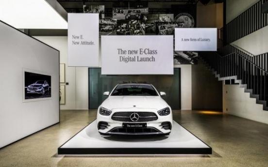 Mercedes-Benz Korea seeks cancellation of hefty fine for manipulating emissions