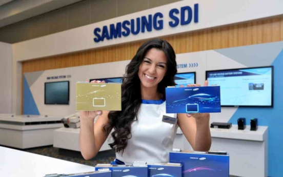 'Safety first' policy a challenge for Samsung SDI's battle in EV battery market?