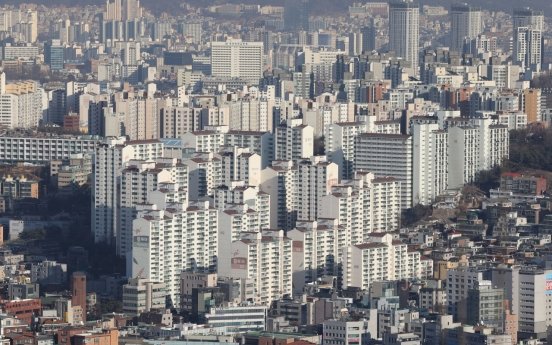 South Korea to add 830,000 housing units by 2025