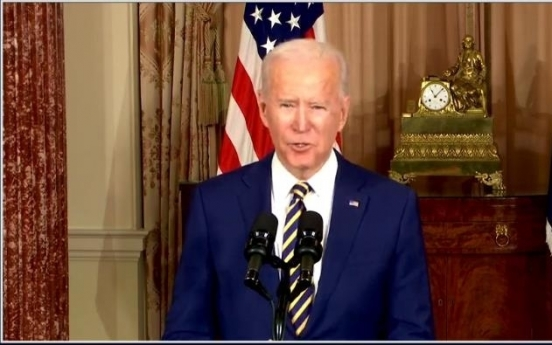 US begins global defense posture review: Biden