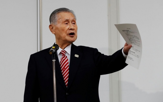 [Newsmaker] Tokyo Olympics chief in hot water over sexist remarks