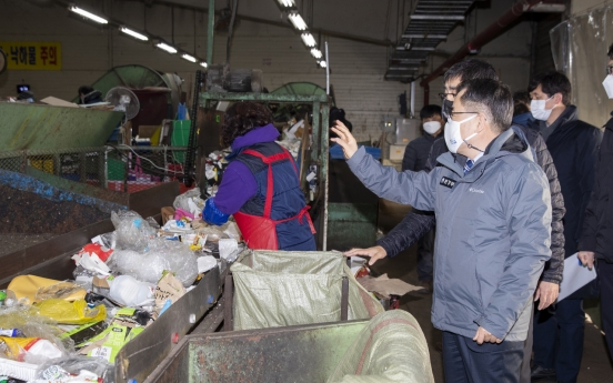Seoul designates garbage discharge dates during Lunar New Year holiday