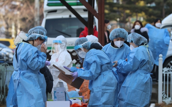 S. Korea adds 393 new COVID-19 cases, govt. eases business curfew outside greater Seoul