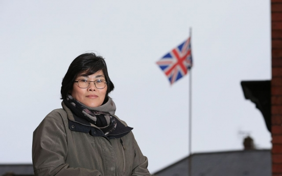 From N. Korea to UK election candidate: defector fights for 'voiceless'
