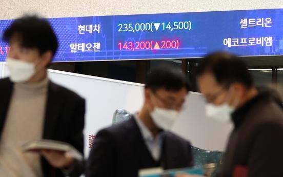 Hyundai, Kia shares tumble over denial of Apple car talks
