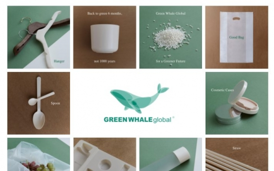 Green Whale Global supplies compostable plastic products to fashion, cosmetic industries