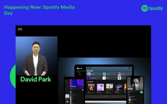 Head of Spotify Korea hopes to grow local music industry pie, rather than split it