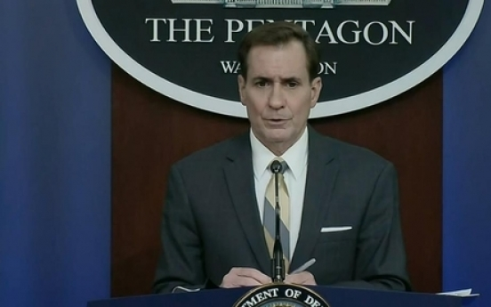 US remains committed to peace, stability of Indo-Pacific: Pentagon