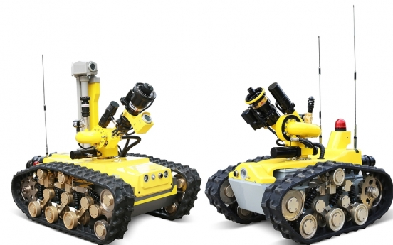 Doosan Mobility Innovation to develop hydrogen-fueled firefighting robots