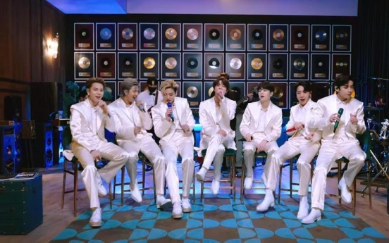 BTS to perform on 'MTV Unplugged' this month