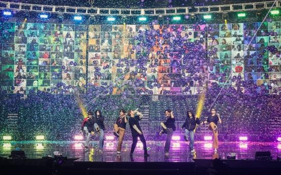 [Newsmaker] Big Hit, YG, UMG, Kiswe eye global market with online concert platform VenewLive