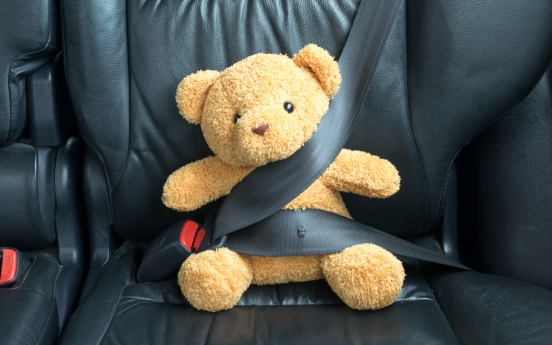 15% of passengers not buckled up: survey