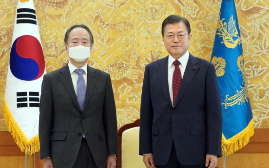 S. Korea to keep striving to improve ties with Japan: NSC