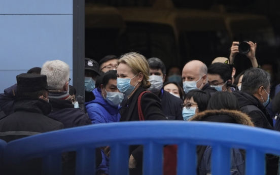 What the WHO coronavirus experts learned in Wuhan