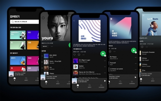 Spotify set for uphill battle in S. Korea