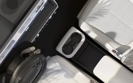 Hyundai reveals interior of 1st own EV platform-based IONIQ 5