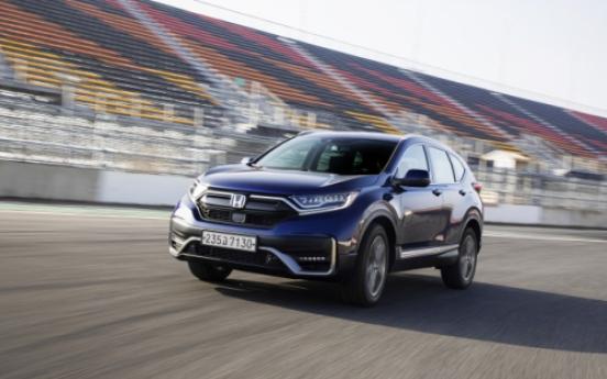 [Behind the Wheel] Honda CR-V kicks it up a notch for hybrid EVs