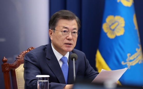 S. Korea to launch new-format social distancing campaign in March, Moon says