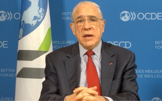 Selective relief handouts more effective than universal program: OECD chief