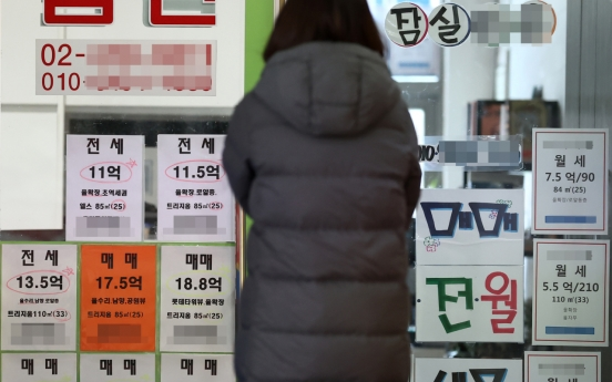[News Focus] Gyeonggi housing prices in continuous spiral of climb