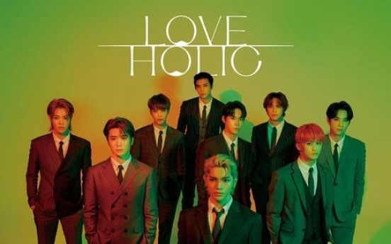 NCT 127 tops Oricon daily albums chart with new Japanese EP