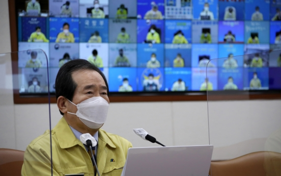 PM points to severity of pandemic, vows all-out response for swift containment