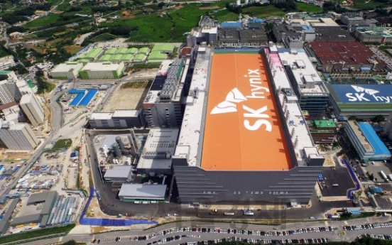 SK hynix to see 70% surge in Q1 profit: report