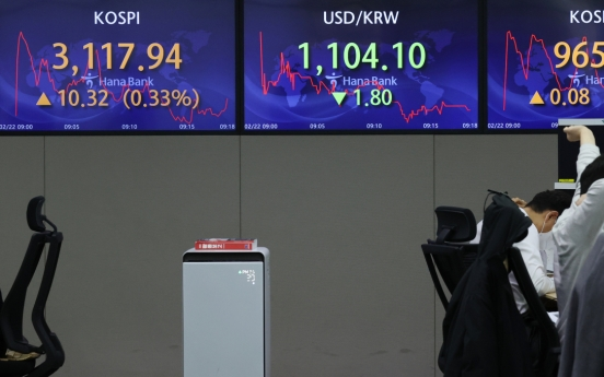 Seoul stocks open tad higher on chip gains