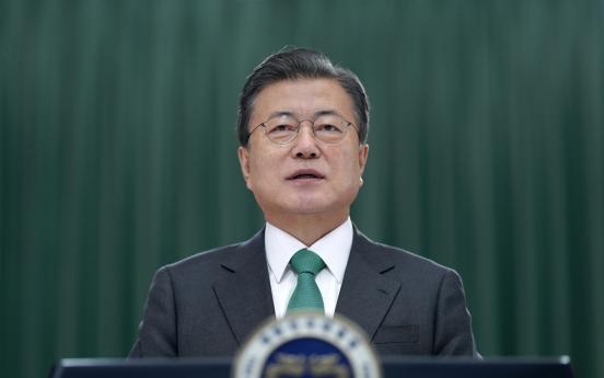 Moon's senior secretary entrusts decision on his resignation offer to the president: Cheong Wa Dae