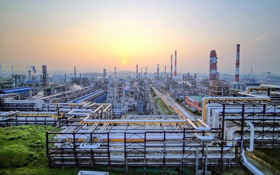 SK Innovation to liquidate 49% of SK Global Chemical for green transition