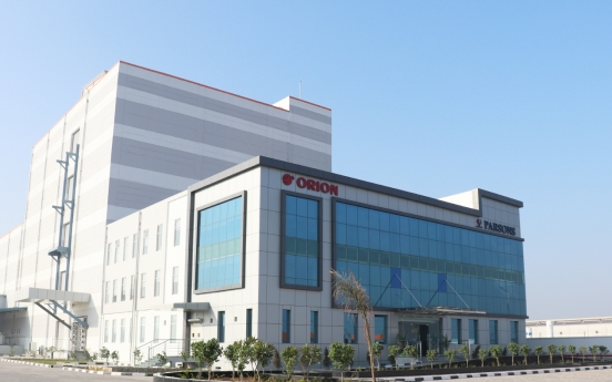 Snack firm Orion completes construction of factory in India