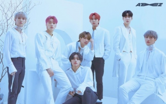 [Today's K-pop] Ateez to release Japanese album