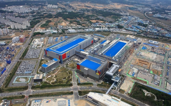 Samsung's foundry biz market share to increase in Q1: report