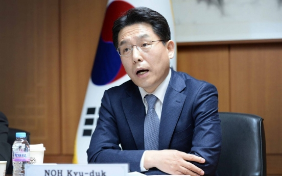 S. Korean top nuke envoy holds virtual talks on N. Korea with senior US diplomat