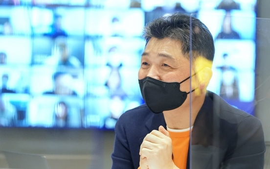 Kakao founder says Bill Gates is his role model