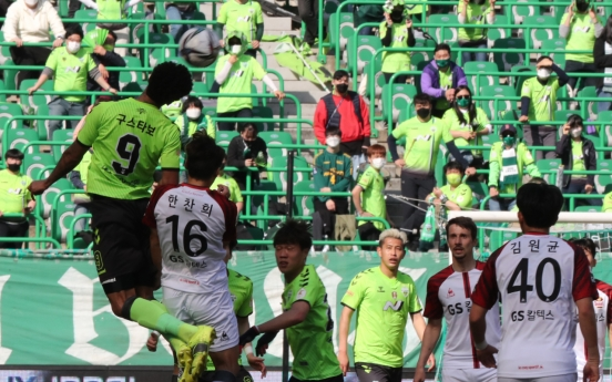 Four-time champions Jeonbuk blank FC Seoul to kick off new K League season